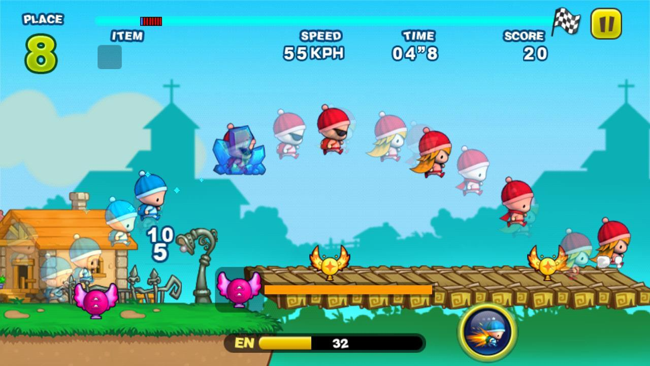 Turbo Kids- screenshot