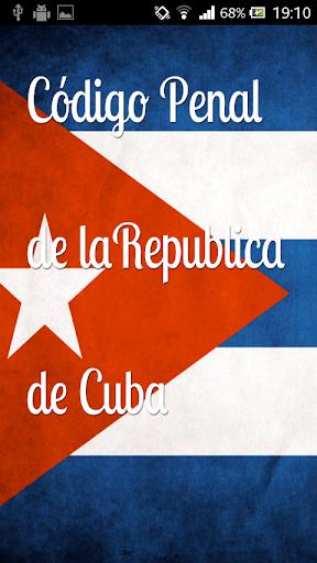 Código Penal de Cuba