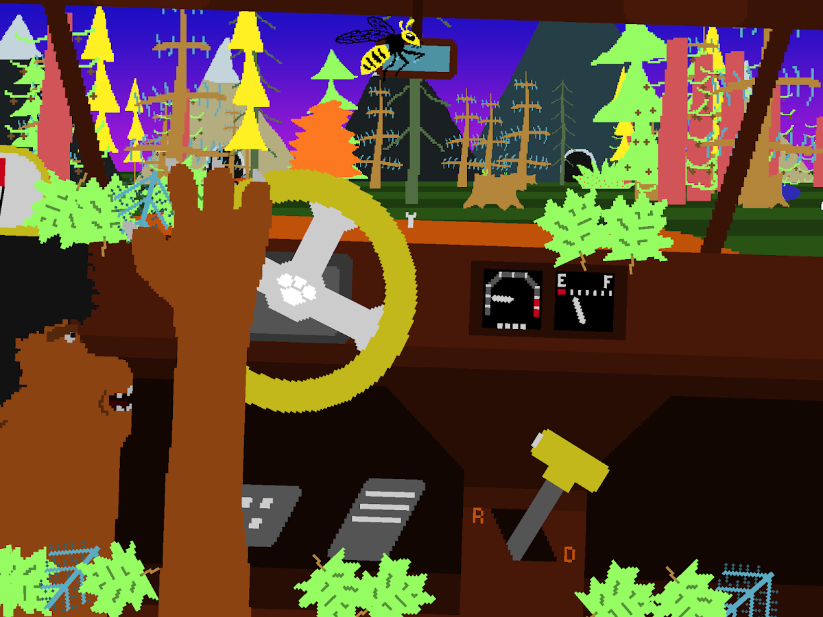 Enviro-Bear 2010 - screenshot