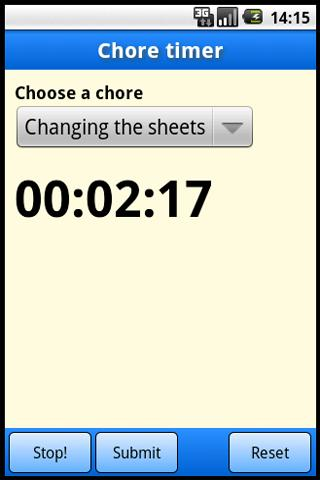 Chore Master - screenshot