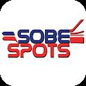 SoBeSpots logo