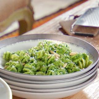 Spinach Pesto Fusilli