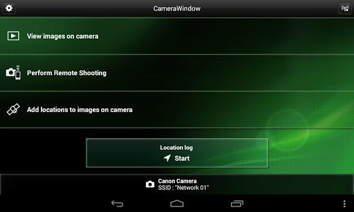 Canon CameraWindow 1.5.2.21 Windows u7528 5