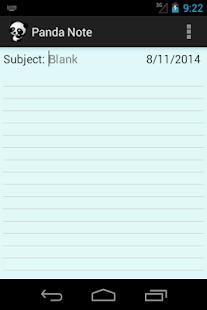 玩工具App|Panda Note免費|APP試玩