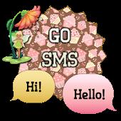 CupcakeFairy/GO SMS THEME