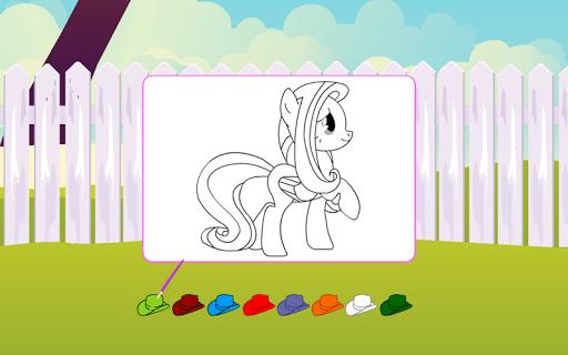 Game Mewarnai Kuda Poni Coloring Apk Download Gratis Android Pc
