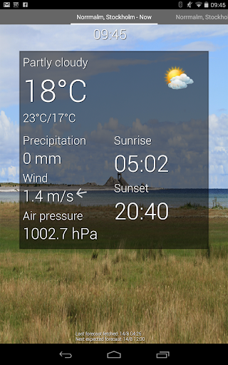 Weather View - The Weather app  screenshots 10