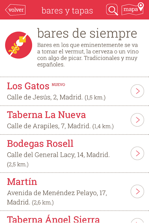 Guía de Madrid (Guía Punto)- screenshot