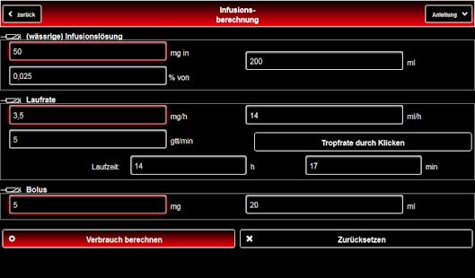 Palliative Care Tools Screenshot