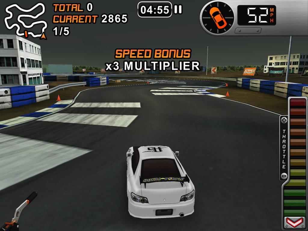 Drift Mania Championship Lite- screenshot