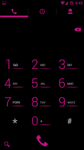 Jelly Bean Extreme Pink CM11 - screenshot thumbnail