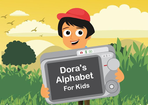 Dora's Alphabet For Kids