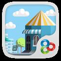 Peace Town GO LauncherEX Theme icon