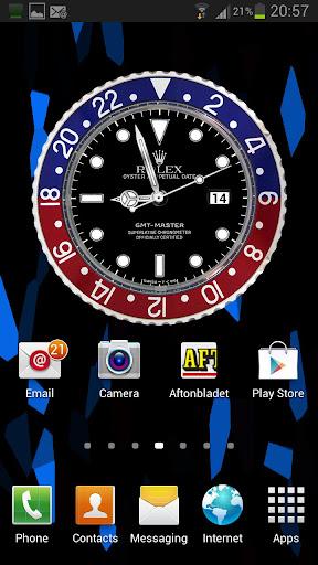 Rolex GMT Live Wallpaper