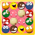 Funny Face Bubble Shooter icon