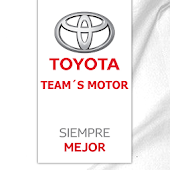 Toyota Teams Motor