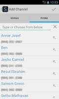 Screenshot of Smart Inbox - Chat & SMS