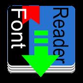 読書家 Font Download Plugin