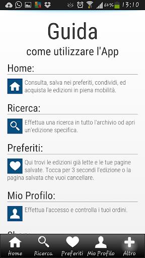La Sicilia Edicola Digitale 4.8.030 screenshots 3