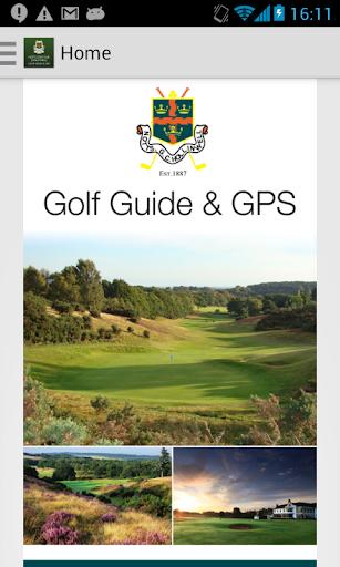 Notts Hollinwell Golf Club