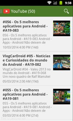 NaveA19Android - screenshot