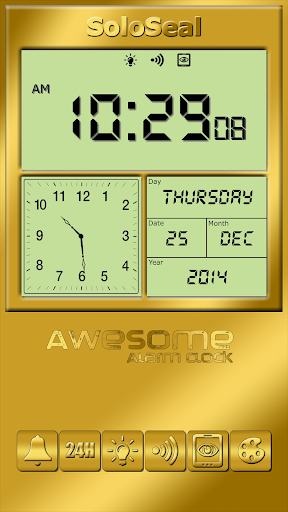 Awesome Alarm Clock 1.70 screenshots 1