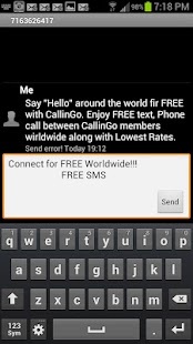 iTunnel: Cheap calls Worldwide- screenshot thumbnail