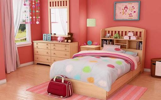 女孩房间 - 拼图