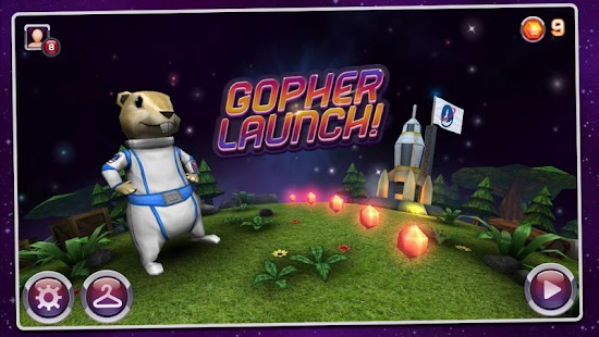 Gopher Launch Screenshot 1