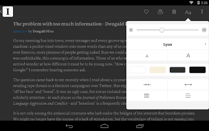 Instapaper Screenshot 11
