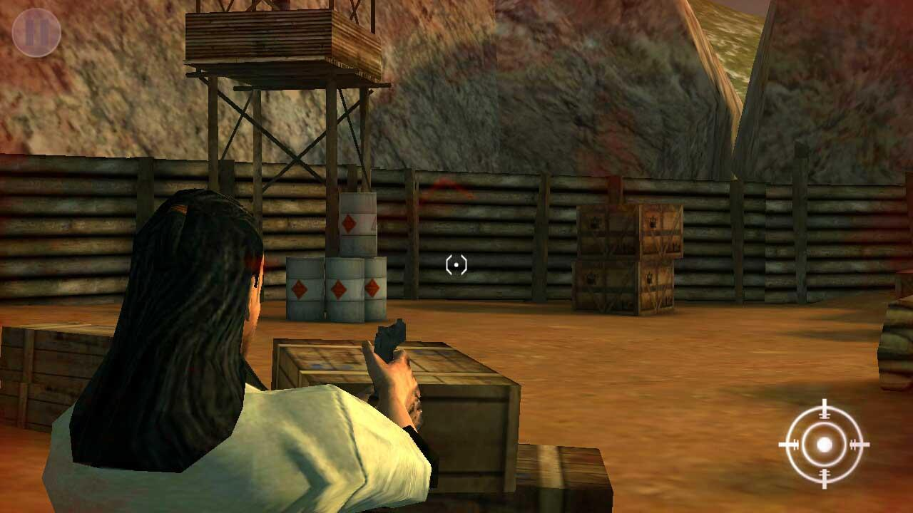 Don 2: The Game Lite - screenshot