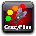 Crazy Flies Live Wallpaper logo