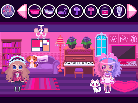 My Doll House - Make & Design 1.1.9 screenshot 100342