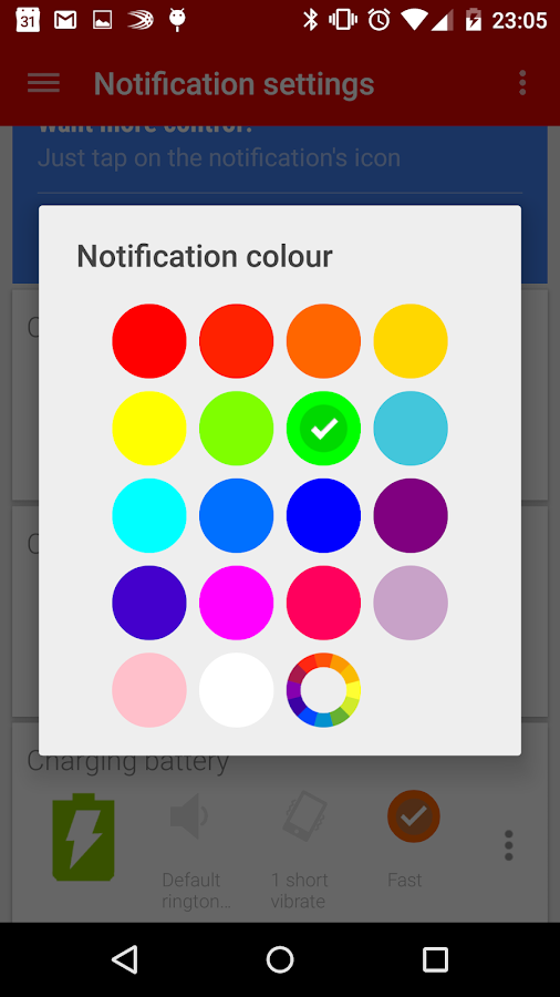 Light Flow - LED&Notifications- screenshot