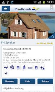 Pro-Urlaub- screenshot thumbnail