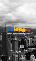 Screenshot of Lelong.my - Shop and Save