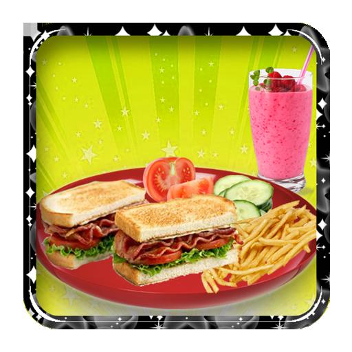 三明治機 - 孩子們的遊戲 LOGO-APP點子