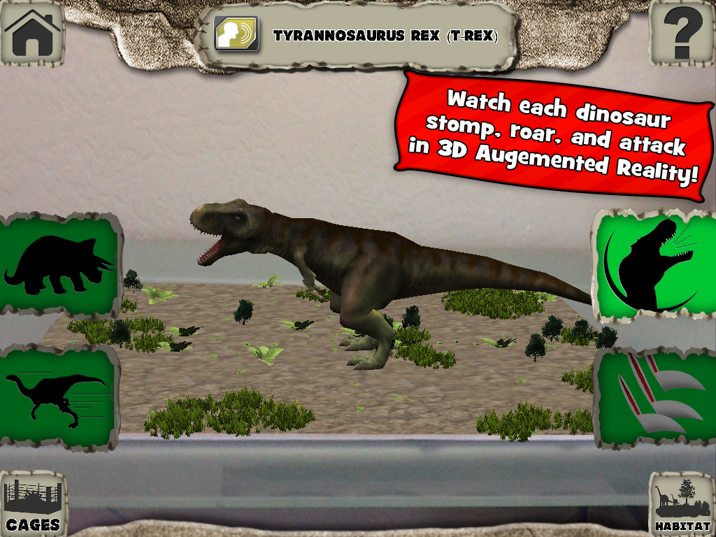 Dinosaur Puzzle- screenshot