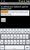 Screenshot of Italian for Smart Keyboard