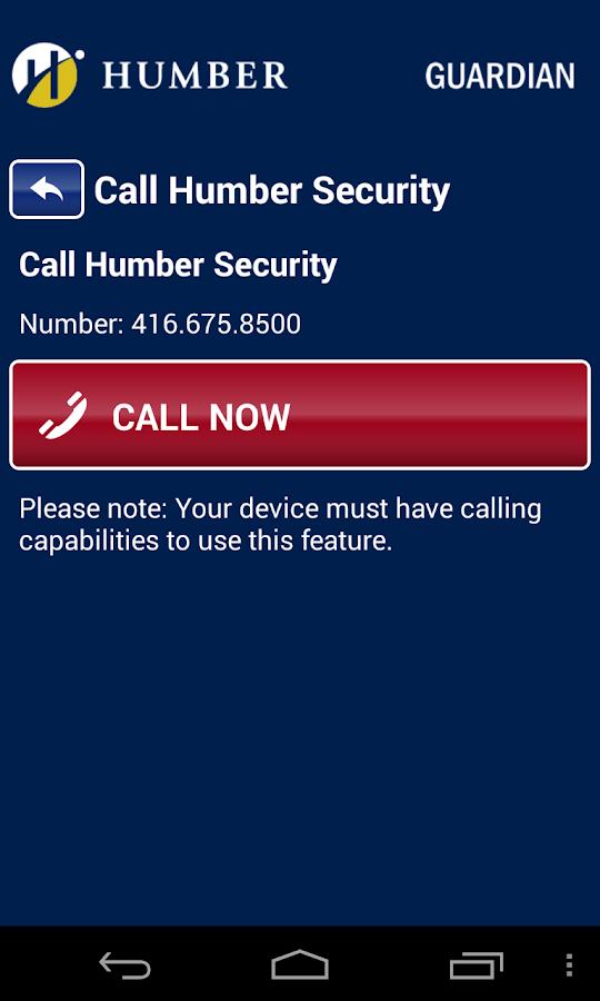 Humber Guardian - screenshot
