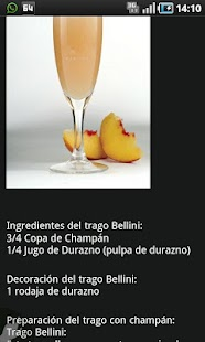 Tragos y Bebidas - screenshot thumbnail