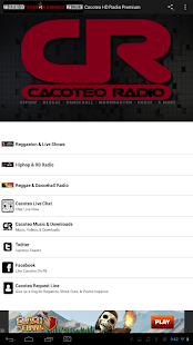 Cacoteo Radio Deluxe Free- screenshot thumbnail