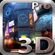 Futuristic City 3D Pro lwp