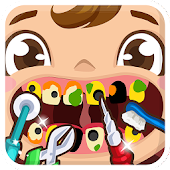 Dentist office 2 baby game