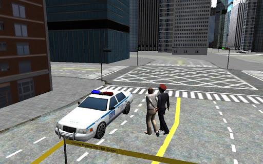 警方停車3D擴展