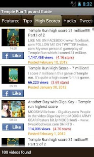 Temple Run Tips and Guide - screenshot thumbnail