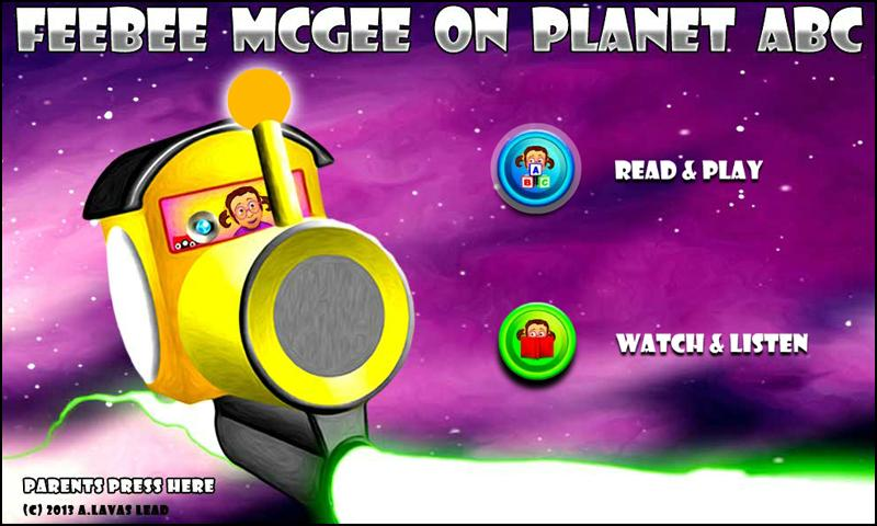 Feebee Mcgee on Planet ABC - screenshot