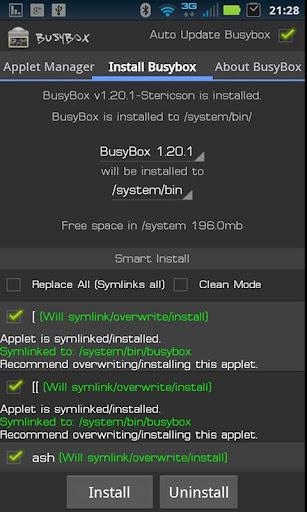 BusyBox Pro  screenshots 4