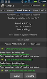BusyBox Pro APK 4