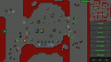 Screenshot of Rusted Warfare - RTS Strategy